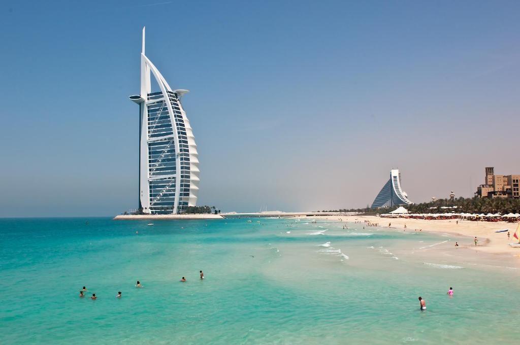 Дубаи, как на ладони с Dubai Relax Tours LLC
