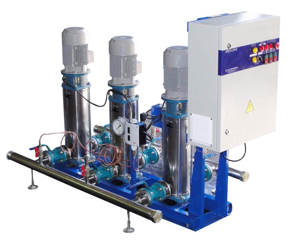 Где и почему так активно используют насосные установки повышения давления?
