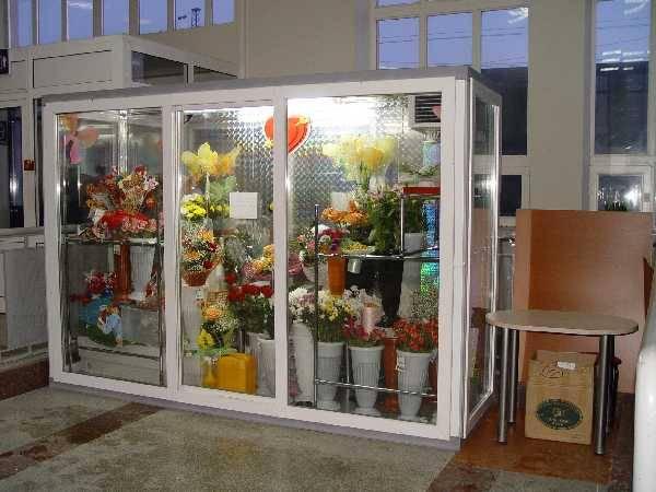 Холодильные камеры для сохранения красоты и свежести цветов