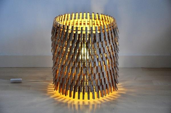 Качественно новый уровень ручных поделок: лампы хэнд-мейд