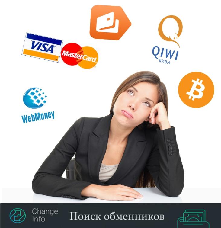 Как найти обменник для выгодной конвертации электронной валюты?