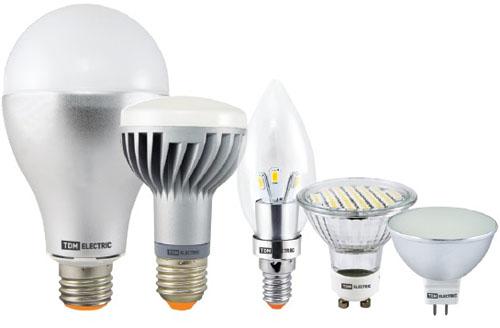 Как устроена светодиодная лампа?