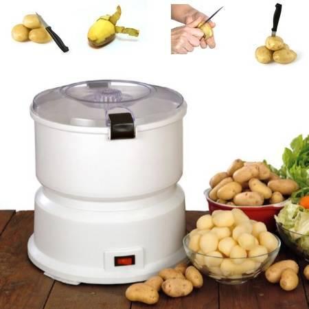 Картофелеочистительные машины: облегчение для всех