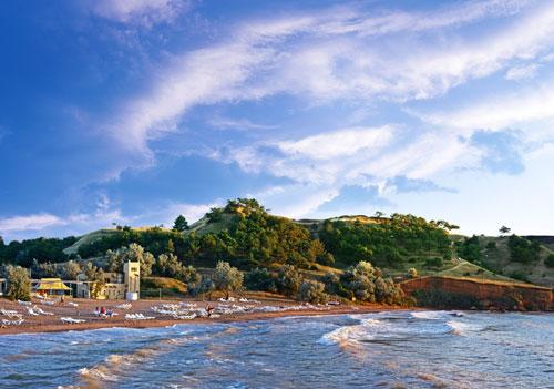 Один из лучших гостевых домов на всем Западном Крыме