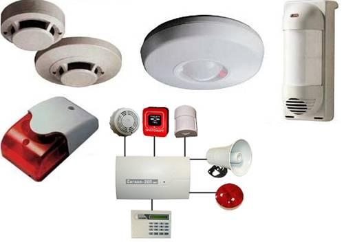 Охранно-пожарная сигнализация – составные элементы и особенности работы
