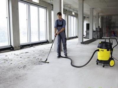 Особенности уборки помещений после строительства и ремонта
