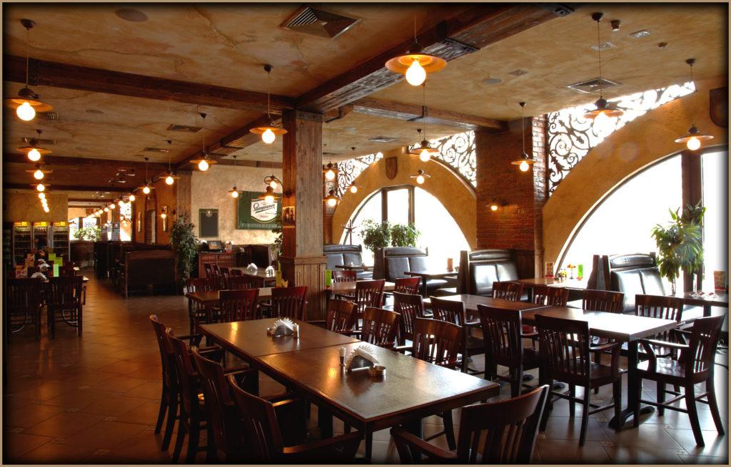 Пивной ресторан «Бургомистр», или лучшее место для отдыха в приятной компании