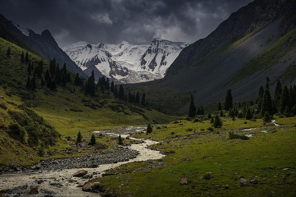 Почему в горах нам становится тяжелее дышать?