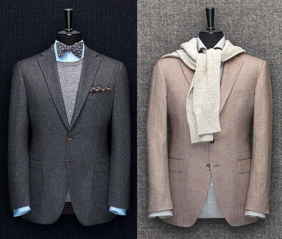 Пошив мужских костюмов на заказ, или как создать идеальный образ