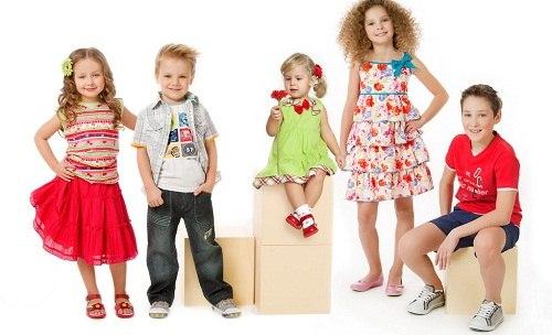 Правльная покупка детской одежды