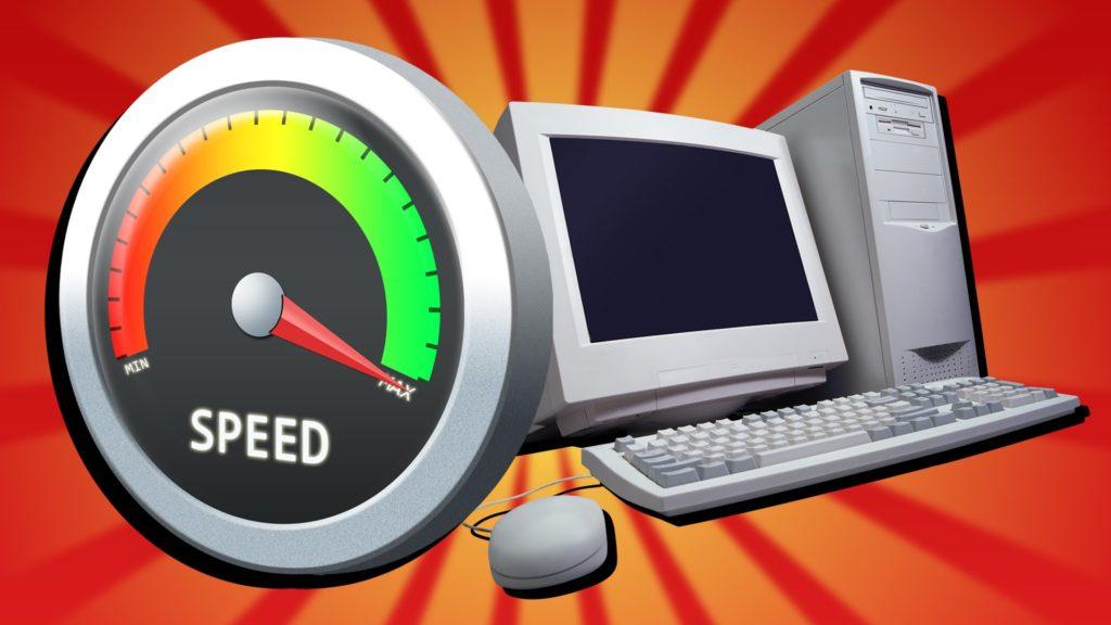 Советы для ускорения работы компьютера