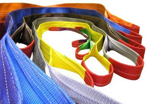 Текстильные стропы для погрузки и выгрузки