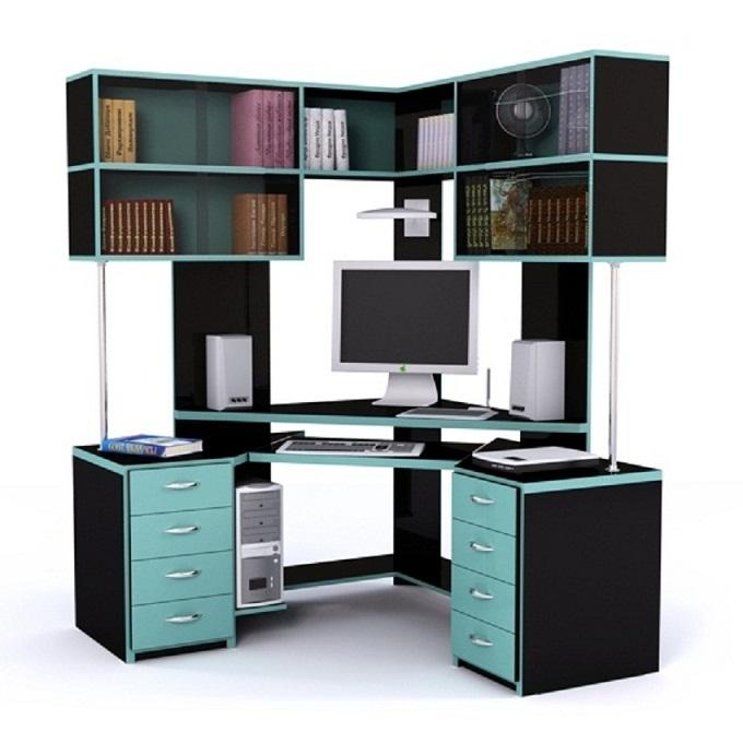 Угловые компьютерные столы как оптимальное решение для рабочей зоны