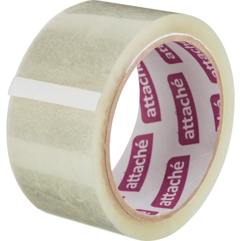 Упаковочная прозрачная клейкая лента