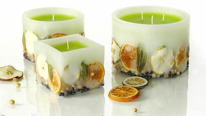 Все о том, как делать свечи своими руками