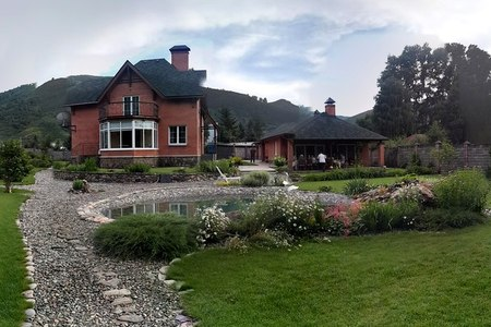 Загородный дом в лесу – райский уголок для городского жителя