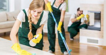 заказать уборку квартиры