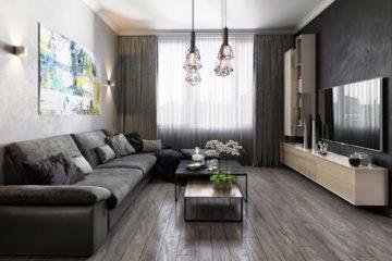 3D визуализация интерьера квартир и домов