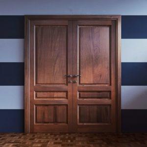 Двери из массива: за и против